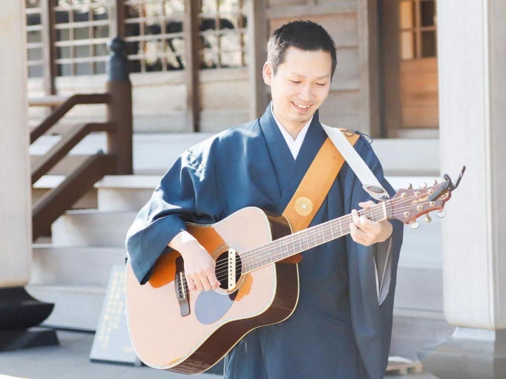 加藤圓清師公式プロフィール写真