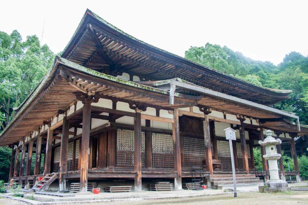 法界寺の写真