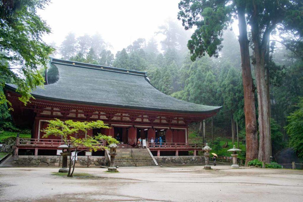 比叡山の釈迦堂